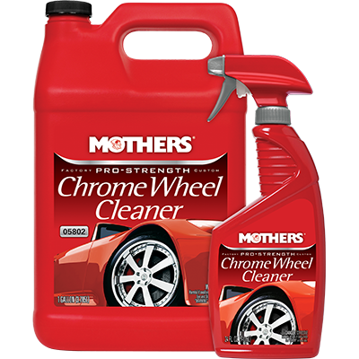 Mothers® Pro-Strength Chrome Wheel Cleaner