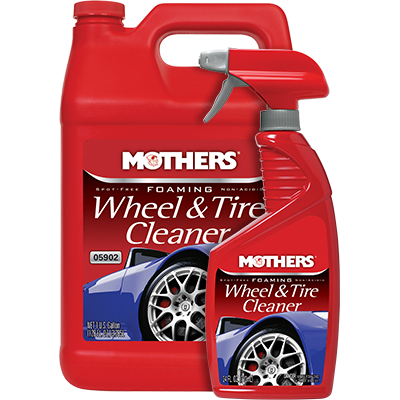 Mothers® Foaming Wheel & Tire Cleaner