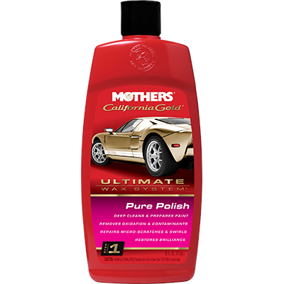 Mothers® California Gold® Pure Polish