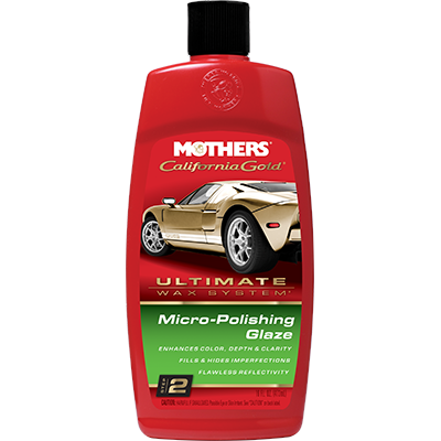 Mothers® California Gold® Micro-Polishing Glaze