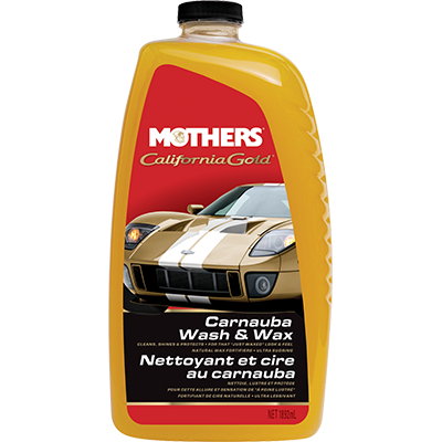Mothers® California Gold® Carnauba Wash & Wax