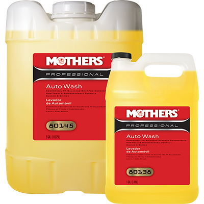 Mothers® Professional Auto Wash