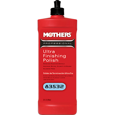 Mothers® Professional Ultra Finishing Polish