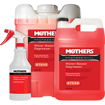 Mothers® Professional Water-Based Degreaser