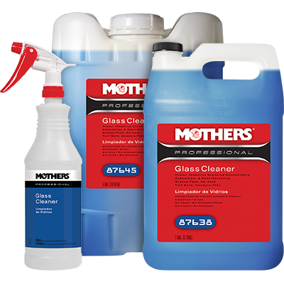 Mothers® Professional Glass Cleaner