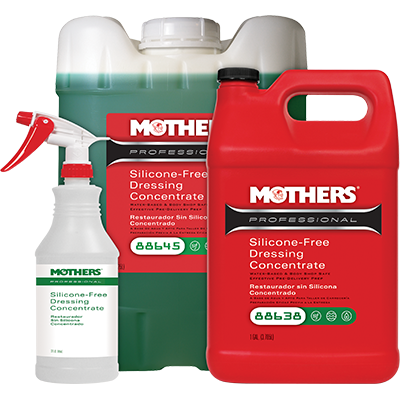 Mothers® Professional Silicone-Free Dressing Concentrate
