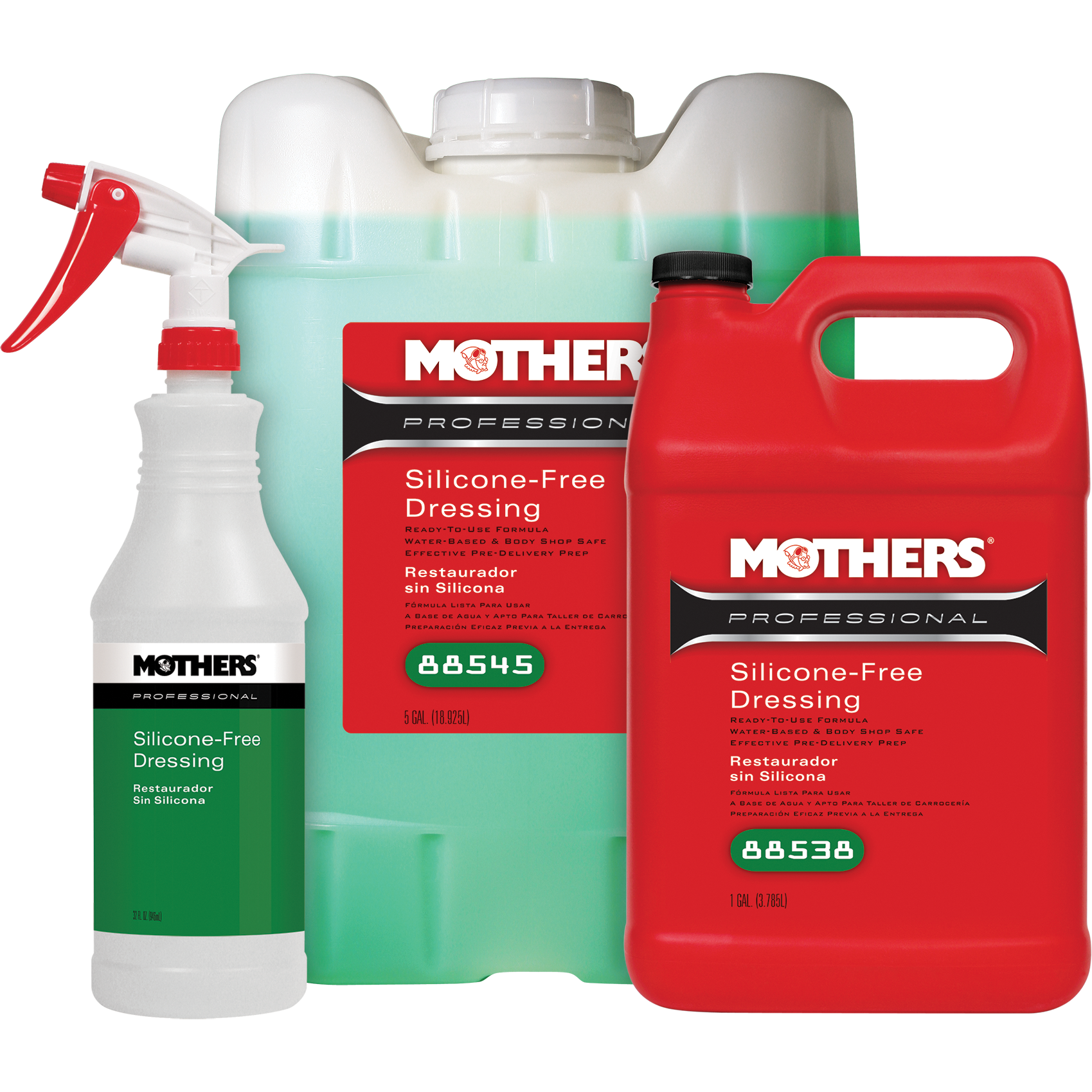 Mothers® Professional Silicone-Free Dressing