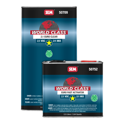 World Class™ 2.1 VOC Euro Clear