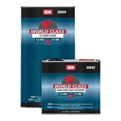 World Class™ 4.2 VOC Euro Clear