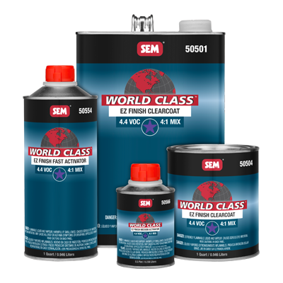 World Class™ EZ Finish™ Clearcoat