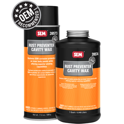 Rust Preventer Cavity Wax