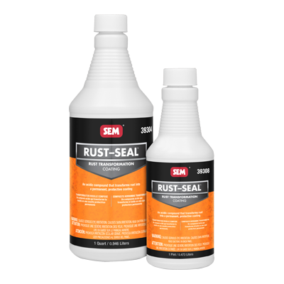 Rust Converters & Sealers | Rust & Corrosion | SEM Products