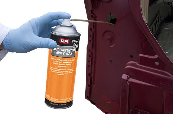 Rust Preventer Aero Wand Spray Applicator Each SEM 71120 24 in